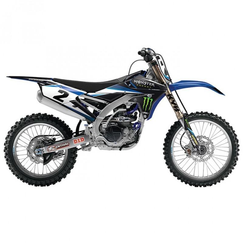 kit d 233 co seul energy 125 yz au 450 yzf factory effex fx19 122