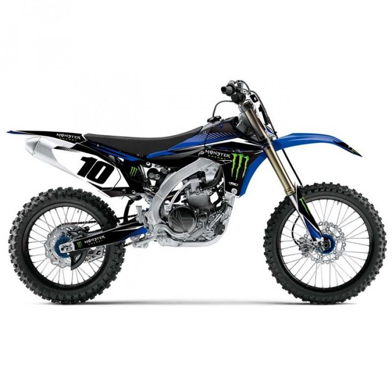kit d 233 co seul energy 125 yz au 450 yzf factory effex fx17 122