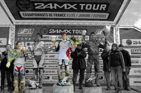 Mx Romagné 2016 Podium Junior