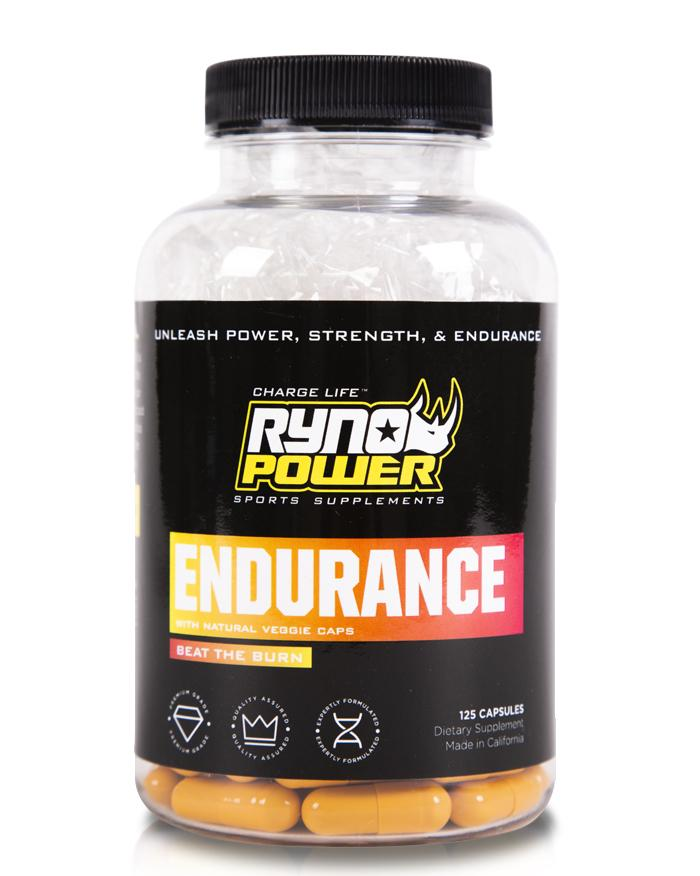 Capsules Endurance Ryno Power