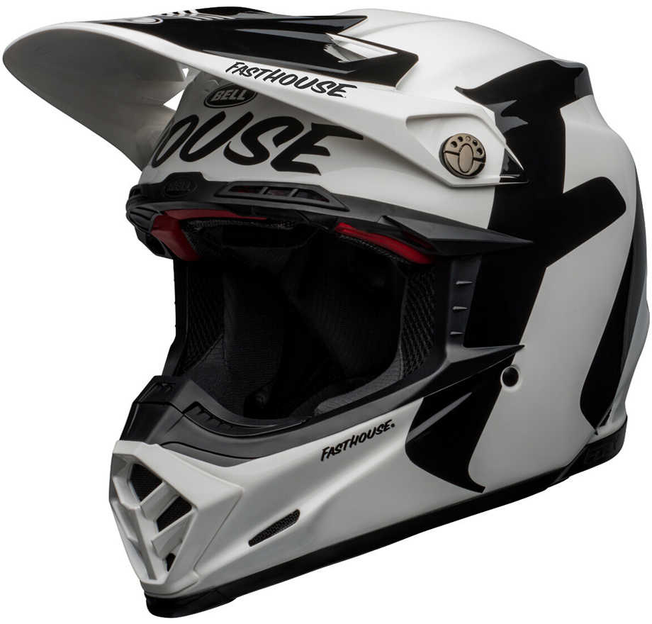 Casque cross Bell Moto-9 Flex Fasthouse Newhall 2021