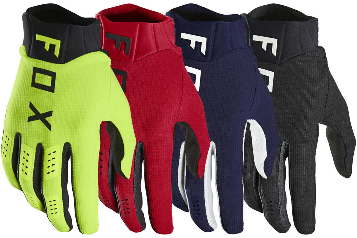 Gants cross Fox Flexair 2021