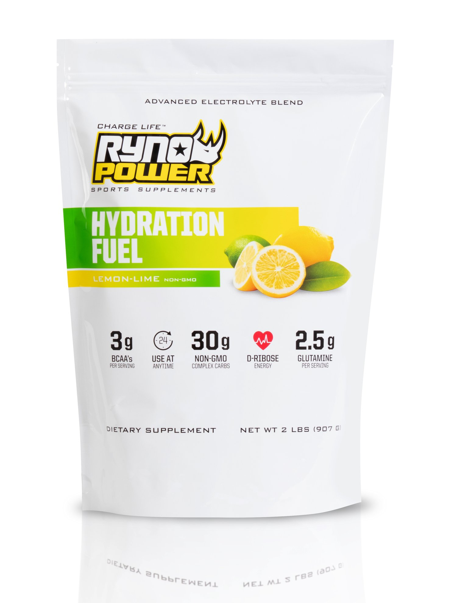 Hydratation Ryno Power Fuel Citron Vert
