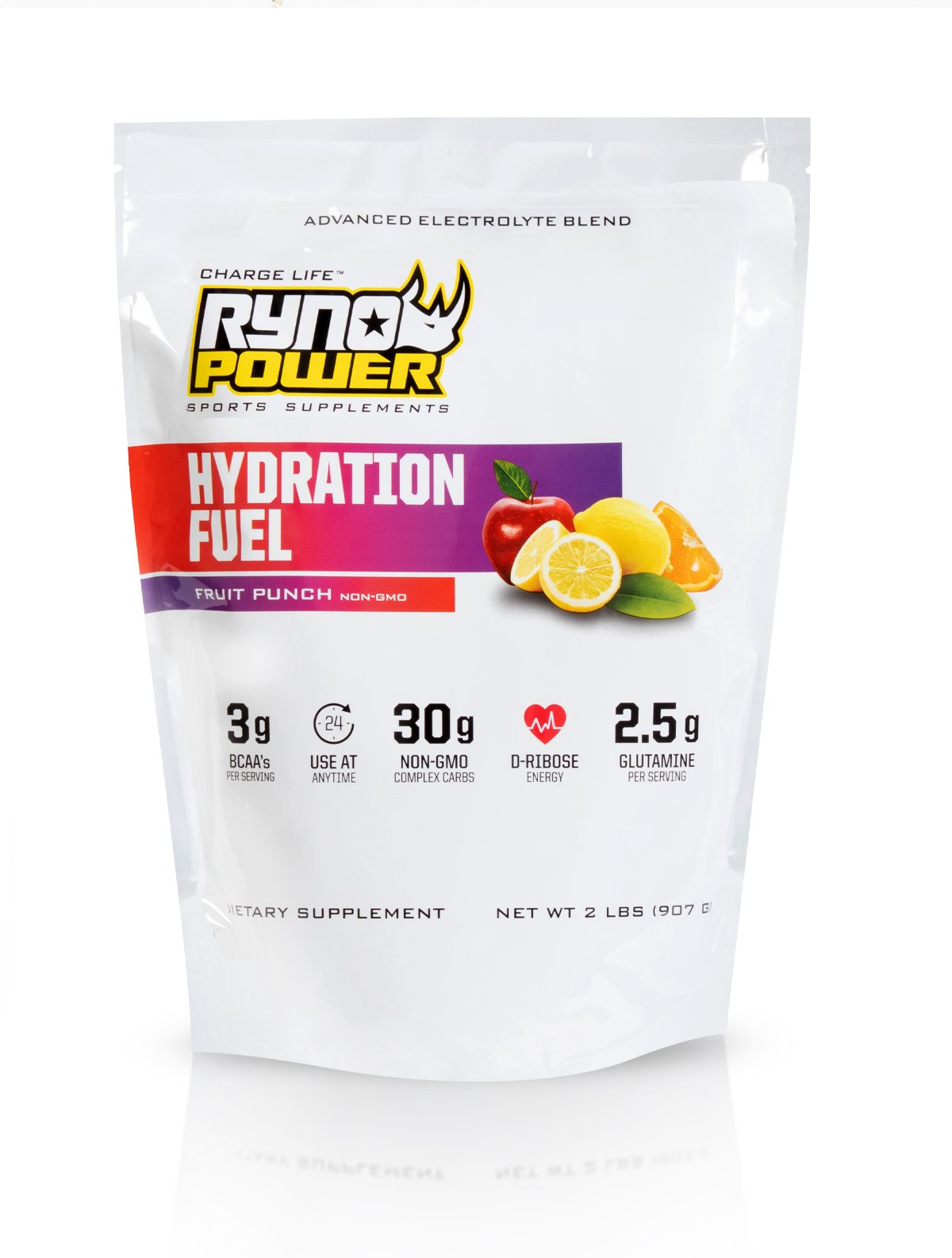 Hydratation Ryno Power Fuel Fruit Punch