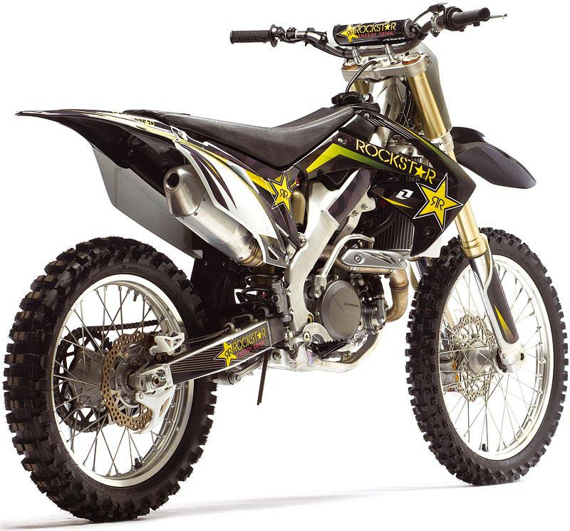 kit complet rockstar crf 250 10 13 one industries 61126 012 256