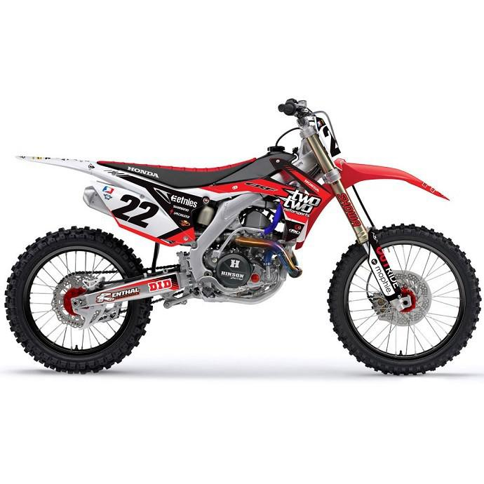 Kit D 233 Co Twotwo Motorsport Chad Reed Factory Effex Fx16 023