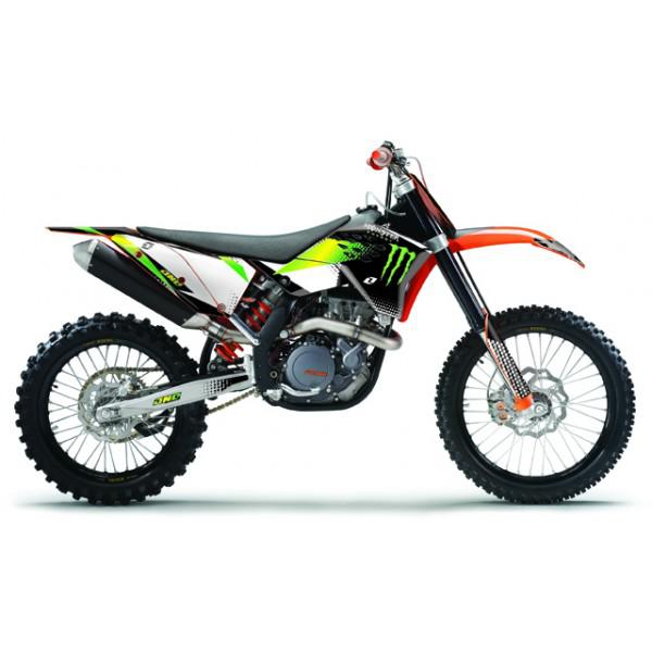kit d 233 co energy ktm sx et sxf 07 12 one industries 63149010