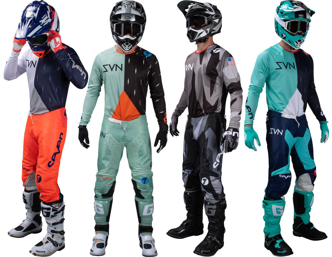 Tenue cross Seven Annex Bortz 2020