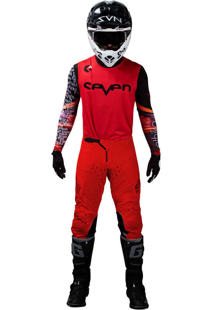 Tenue cross Seven Zero Ethika 2020