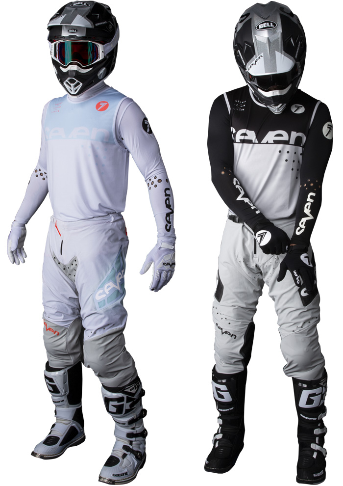 Tenue cross Seven Zero Void 20.2