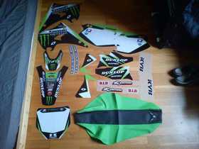 2011/07 - Kit deco Monster Energy pour 250 KX
