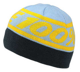 Bonnet 100% Rally Bleu