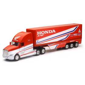Camion miniature NewRay Team Honda US 1-32