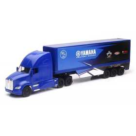 Camion miniature Yamaha Factory Team 1-32ème