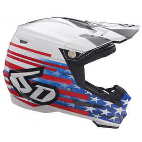Casque cross 6D ATR-2 Patriot 2019