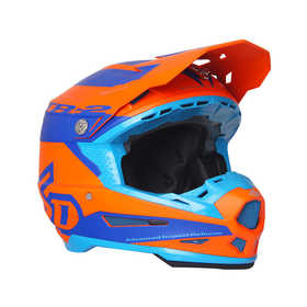 Casque cross 6D ATR-2 Sector Orange 2018