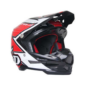 Casque cross 6D ATR-2 Strike Rouge 2018