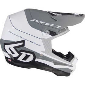 Casque cross 6D ATR-1 Pace Blanc 2021