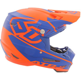 Casque cross 6D ATR-2 Core Orange 2020