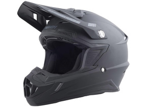Casque cross Answer AR1 Noir Mat 2020