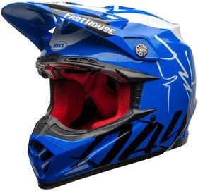 Casque cross Bell Moto-9 Flex Fasthouse DID 20 2020