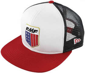 Casquette FMF Salute Rouge-Blanche