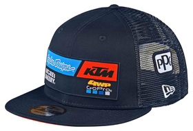 Casquette Troy Lee Designs Team KTM GoPro Navy 2020