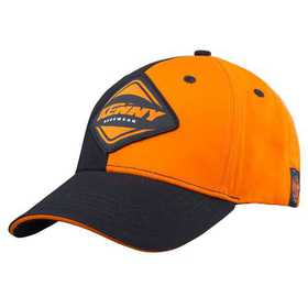 Casquette Kenny Racing Orange