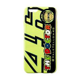 Coque Iphone VR-46 Vale 46 Jaune 2018