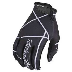 Gant moto cross Troy Lee Designs GP Air Metric Noir