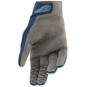 Gants cross Alpinestars Racefend Bleu-Rouge 2021 Paume