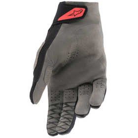 Gants cross Alpinestars Racefend Noir-Orange 2021 Paume