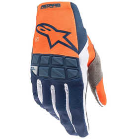 Gants cross Alpinestars Racefend Orange 2021