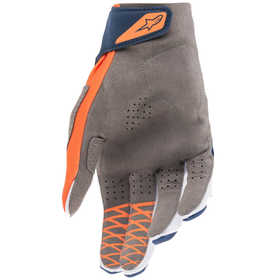 Gants cross Alpinestars Racefend Orange 2021 Paume