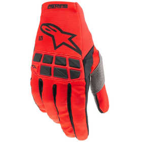 Gants cross Alpinestars Racefend Rouge 2021