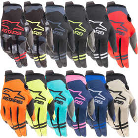 Gants cross Alpinestars Radar 2021