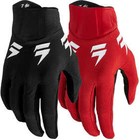 Gants cross Enfant Shift White Trac 2021