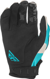 Gants cross Fly Kinetic K221 Gris 2021 Paume