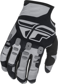 Gants cross Fly Kinetic K221 Noir 2021