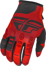 Gants cross Fly Kinetic K221 Rouge 2021