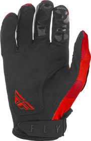 Gants cross Fly Kinetic K221 Rouge 2021 Paume