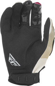Gants cross Fly Kinetic K221 Stone 2021 Paume