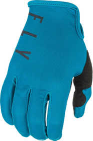 Gants cross Fly Lite Bleu 2021
