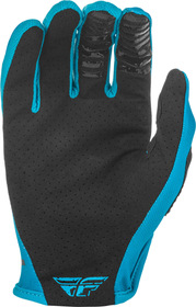 Gants cross Fly Lite Bleu 2021 Paume