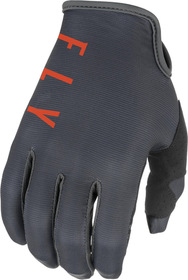Gants cross Fly Lite Gris 2021