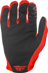 Gants cross Fly Lite Rouge 2021 Paume