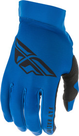 Gants cross Fly Pro Lite Bleu 2020