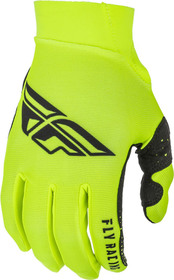 Gants cross Fly Pro Lite Jaune Fluo 2020