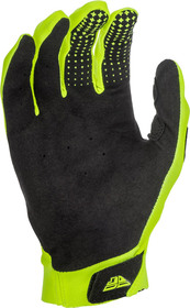 Gants cross Fly Pro Lite Jaune Fluo 2020 Paume