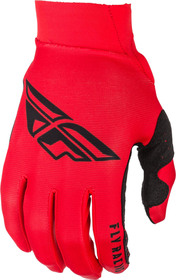 Gants cross Fly Pro Lite Rouge 2020